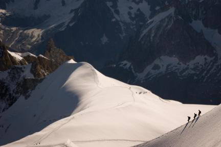 Chamonix / Alpy