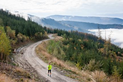Beskidy Ultra Trail 2014