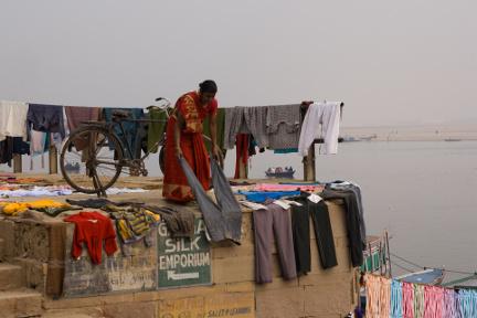 Varanasi / Indie