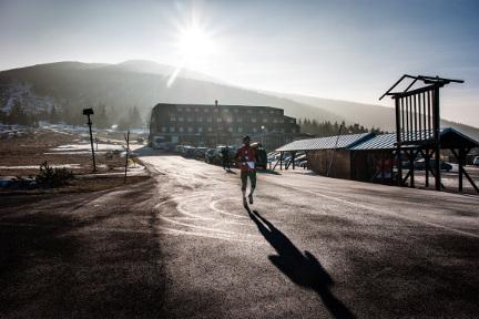 Zimowy Ultramaraton Karkonoski 2014