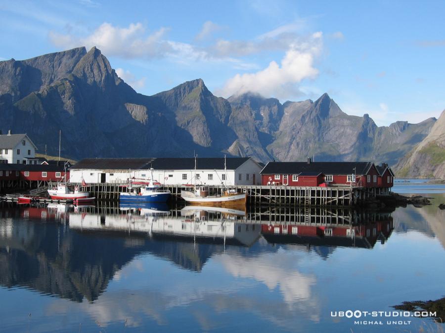 Rowerem przez Norwegię - foto 4 - Lofoty
