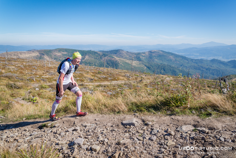 Ultramaraton BUT 2015, zdjęcie 18, fot. Michał Unolt